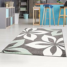 carpet city Teppich Läufer Flachflor Modern Moda