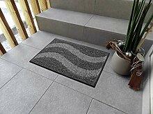 Carpet Diem Fußmatte Innenbereich Structure Waves