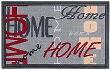 Carpet Diem Fußmatte Soft Home 45x75cm Velour