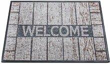 Carpet Diem Fußmatte Soft Welcome 50x75cm Velour