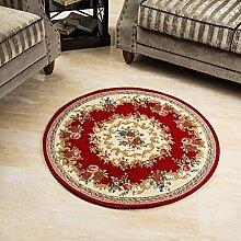 carpet Europäische amerikanische pastoralen Stil zu Hause Matten Fußmatte Teppich Schlafzimmer Bett Wohnzimmer Couchtisch Bettmatten