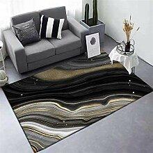 Carpet Luxury Teppich Kurzflor Modern Einfach