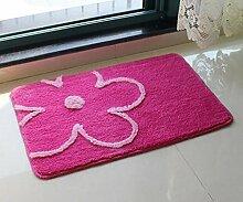 Carpet Matte / saugfähige Tür Mat / Bad Mat Non-slip water absorption ( größe : 45*65cm )