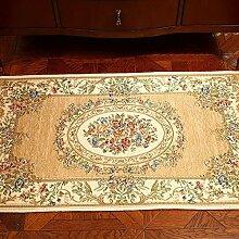 carpet mit teppich schlafzimmer teppich wohnzimmer windows und lounge - teppich mats waschmaschinenfest kissen computer Bettmatten ( Farbe : #1 , größe : 70*140cm )