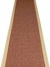 Carpet Runners UK Gingham Rot–Hall, Treppe