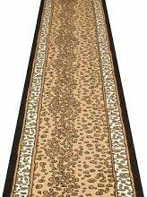 Carpet Runners UK Leopard Print–Hall, Treppe