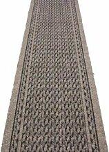 Carpet Runners UK Rumba Hellbraun–Hall,