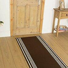 Carpet Runners UK Schlüssel braun–Hall,