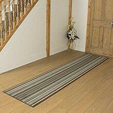 Carpet Runners UK Strike Blau–Hall, Treppe