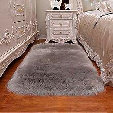 CarPET Schaffell Weiche Flauschige Teppiche,