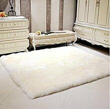 carpet Teppich, Schlafzimmer Bettdecke, Nachttisch Wohnzimmer Teppich Bettmatten ( größe : 100*150cm )