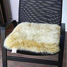 carpet Winter-dickere Kissen, warme Sofa-Kissen, schwimmende Fenster-Auflage, Kissen, Auto-Kissen Bettmatten ( Farbe : A3 , größe : 50X50cm )