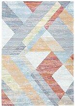 CarpetFine: Fusion Teppich 200x290 cm Multicolor -