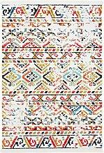 CarpetFine: Goa Teppich 200x290 cm Multicolor -