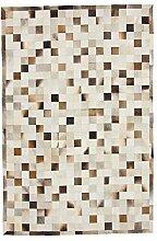 CarpetFine: Kuhfell Teppich 197x296