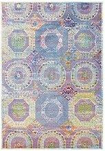 CarpetFine: Mahal Teppich 80x150 cm Multicolor -