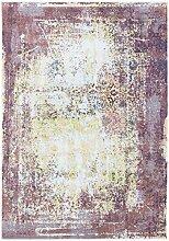 CarpetFine: Mirage Teppich 200x290 cm Grau -