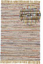 carpetfine Teppich Kelim Chindi, rechteckig, 6 mm