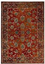 Carpetforyou Teppich Anatolia RED Designer