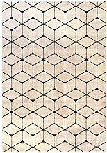 Carpetforyou Teppich Magic Cube Designer Moderner