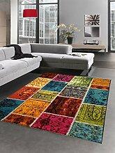 Carpetia Designer Teppich Patchwork Vintage
