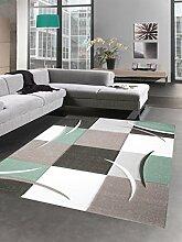 Carpetia Designer Teppich Wohnzimmerteppich Karo