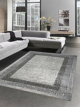 Carpetia Moderner Teppich Kurzflor