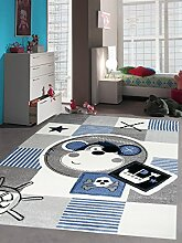 CARPETIA Teppich Kinderzimmer Babyzimmer Jungen