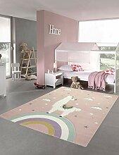 CARPETIA Teppich Kinderzimmer Mädchen