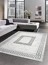 CARPETIA Teppich Wohnzimmerteppich Versace Muster