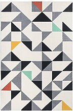 Carpeto Modern Teppich Bunt 160 x 230 cm