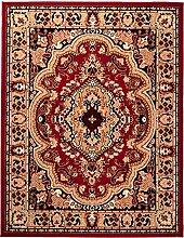 Carpeto Orientteppich Teppich Rot 160 x 220 cm