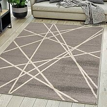 Carpeto Rugs Modern Teppich Skandinavisch Rauten