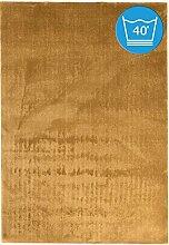 Carpeto Rugs Teppich Hochflor Shaggy für