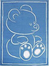 Carpeto Rugs Teppich Kinderzimmer Kinderteppich