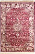 Carpeto Rugs Teppich Orientalisch Kurzflor 100%