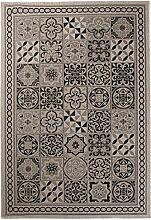 Carpeto Sisal Teppich Grau 80 x 150 cm