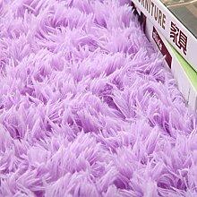 CARPETQEW Teppich Flur Fußmatte for Wohnzimmer