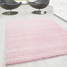 Carpettex Teppich Shaggy Hochflor Wohnzimmer