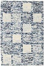 CarpetVista Box Drop - Mixed grau Teppich 120x180