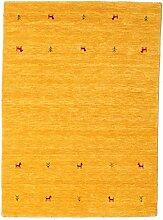 CarpetVista Gabbeh Loom - Gelb Teppich 140x200