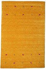 CarpetVista Gabbeh Loom - Gelb Teppich 190x290