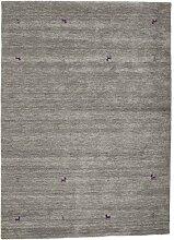 CarpetVista Gabbeh Loom - grau Teppich 160x230