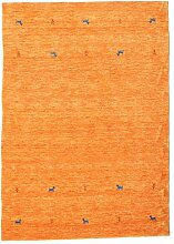 CarpetVista Gabbeh Loom - Orange Teppich 160x230