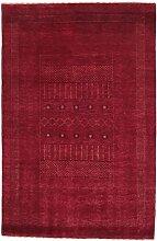 CarpetVista Gabbeh Loribaft Teppich 123x188