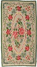 CarpetVista Kelim Rosen Moldavia Teppich 150x277