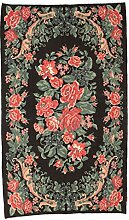 CarpetVista Kelim Rosen Moldavia Teppich 170x287