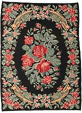 CarpetVista Kelim Rosen Moldavia Teppich 175x242