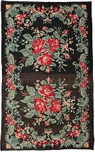 CarpetVista Kelim Rosen Moldavia Teppich 192x307