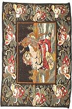CarpetVista Kelim Rosen Moldavia Teppich 194x280
